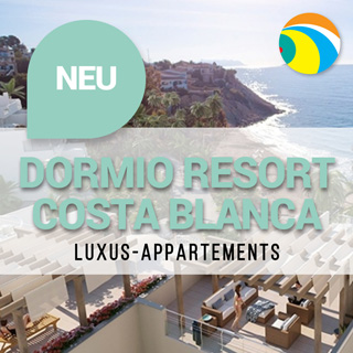 Luxus-Appartements direkt am Strand bei Dormio